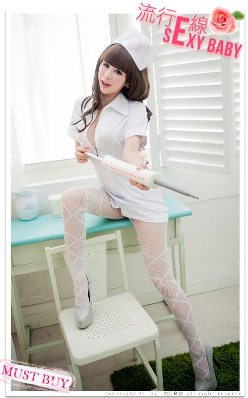 護士服 角色扮演 cosplaya
